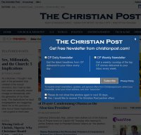 christianpost.com screenshot