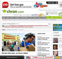 chron.com screenshot