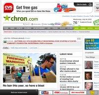 chron.com screenshot