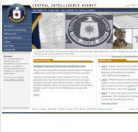 cia.gov screenshot