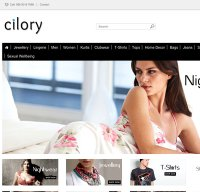 cilory.com screenshot