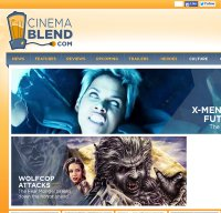 cinemablend.com screenshot