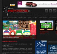 cinemassacre.com screenshot