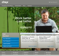 citrix.com screenshot