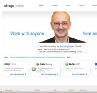citrixonline.com screenshot