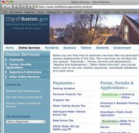 cityofboston.gov screenshot
