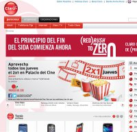 claro.com.do screenshot