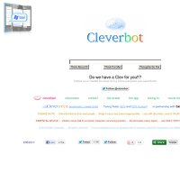 cleverbot.com screenshot