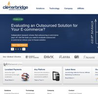 cleverbridge.com screenshot