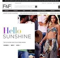 clothingattesco.com screenshot