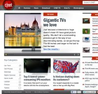 cnet.com screenshot
