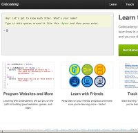 codecademy.com screenshot