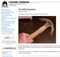 codinghorror.com screenshot