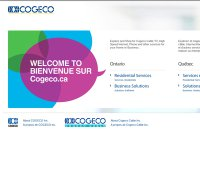 cogeco.ca screenshot