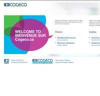 cogeco.ca screenshot