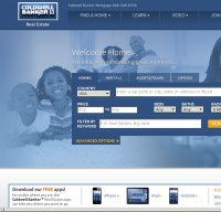 coldwellbanker.com screenshot