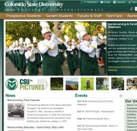 colostate.edu screenshot