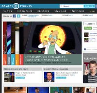 comedycentral.com screenshot