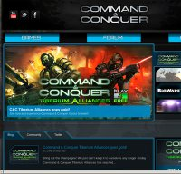 commandandconquer.com screenshot