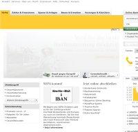 commerzbanking.de screenshot