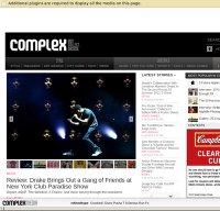 complex.com screenshot