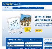 condor.com screenshot