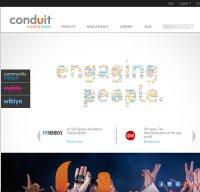 conduit.com screenshot
