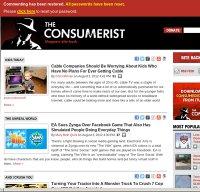 consumerist.com screenshot