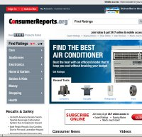 consumerreports.org screenshot