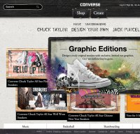converse.com screenshot