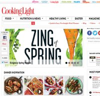 cookinglight.com screenshot