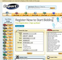 Copart Home Page >> Copart Com Is Copart Usa Down Right Now