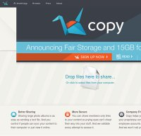 copy.com screenshot