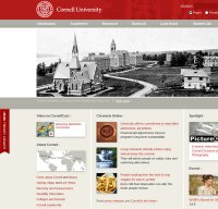 cornell.edu screenshot