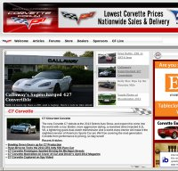 corvetteforum.com screenshot