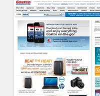 costco.com screenshot