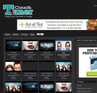 couchtuner.eu screenshot