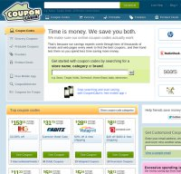 couponcabin.com screenshot