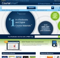coursesmart.com screenshot