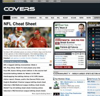 covers.com screenshot