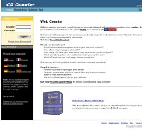 cqcounter.com screenshot