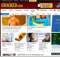 cracked.com screenshot