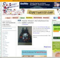 craftgossip.com screenshot