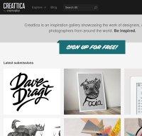 creattica.com screenshot