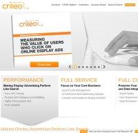 criteo.com screenshot