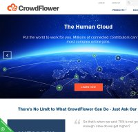 crowdflower.com screenshot