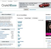 crunchbase.com screenshot