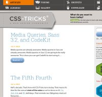 css-tricks.com screenshot