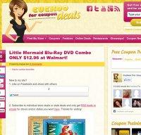 cuckooforcoupondeals.com screenshot