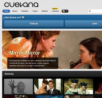 cuevana.tv screenshot